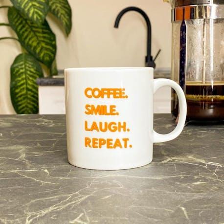 KahhveCom Porselen Kahve Kupa 2