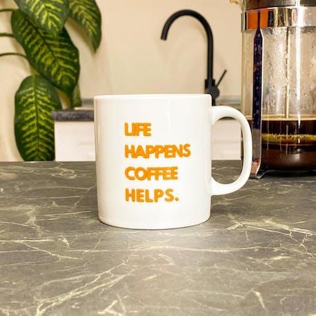 KahhveCom Porselen Kahve Kupa 3