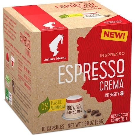 Julius Meinl Espresso Crema No:8 Kapsül Kahve 10 Adet