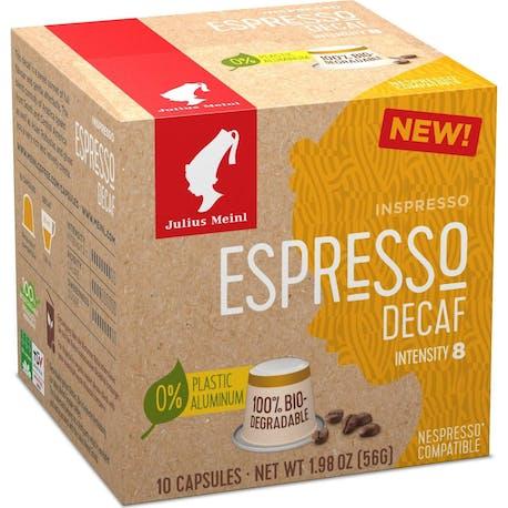 Julius Meinl Espresso Decaf No:8 Kapsül Kahve 10 Adet