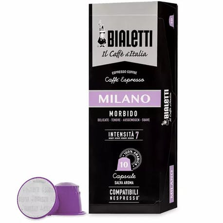 Bialetti Milano Nespresso Uyumlu Kapsül 10'lu