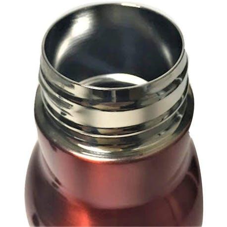 Bialetti Thermic Bottle Kırmızı 500 ml