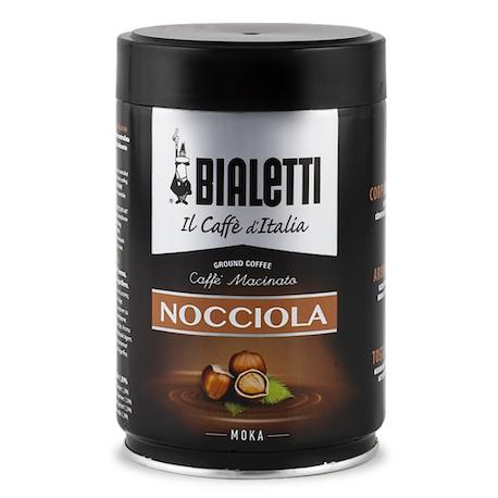 Bialetti Nocciola Öğütülmüş Kahve Fındık Aromalı