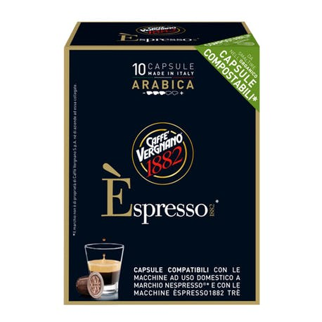 Caffe Vergnano Arabica 10lu kapsül