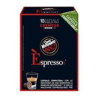 Caffe Vergnano Cremoso 10lu Kapsül