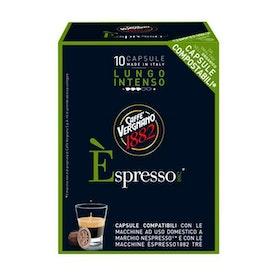 Caffe Vergnano Lungo 10lu Kapsül