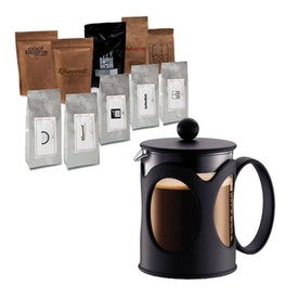 Bodum French Press Tanışma Seti
