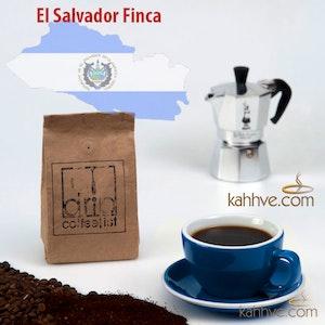 El Salvador Finca