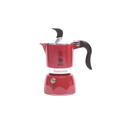 Bialetti Moka Pot Fiammetta Chily Pepper 1 Cup