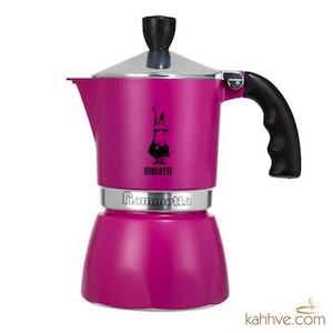 Moka Pot Fucsia 3 Cup