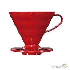 Plastik Dripper Kırmızı