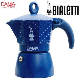 Bialetti Dama Deco Mavi 2 Cup
