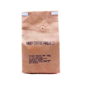 Daily Coffee Project Cuba Serrano Lavado