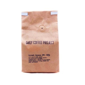 Daily Coffee Project Ethiopia Yirgacheffe Gr.2