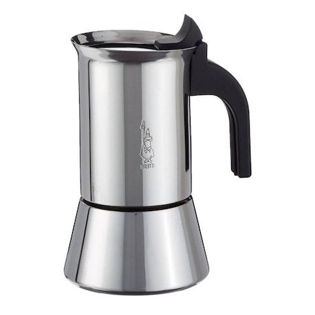 Bialetti Moka Pot Çelik Venus 4 Cup