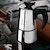 Bialetti Moka Pot Çelik Musa 6 cup küçük resmi