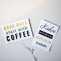 Coffeerem Kartpostal