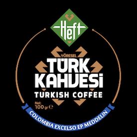 Coffeemamma Colombia Medellin Türk kahvesi