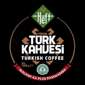 Coffeemamma Malawi Pamwamba Türk kahvesi