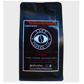 Taft Kahve Yüksek Kafeinli Kahve
