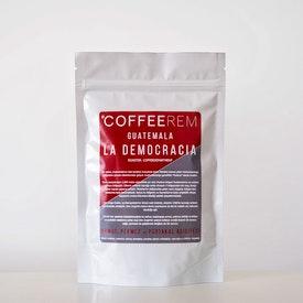 Coffeerem GUATEMALA - LA DEMOCRACIA