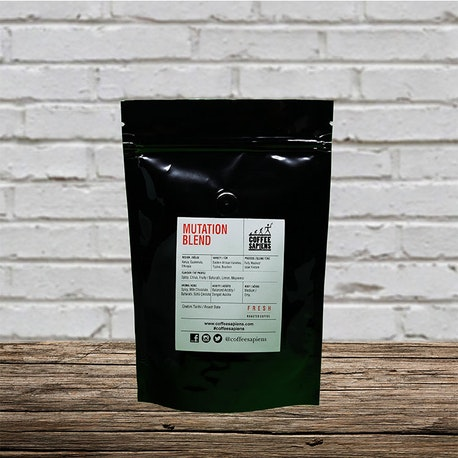 Coffee Sapiens Mutation Blend