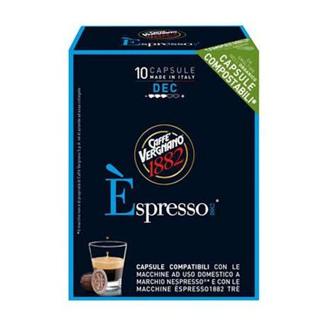 Caffe Vergnano Dec 10lu kapsül