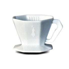 Bialetti Porselen Dripper 4 Cup