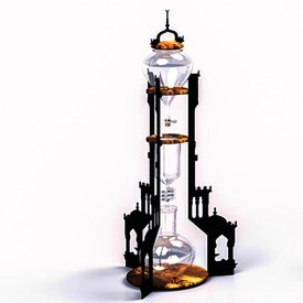 Time-Less Design İzmir Saat Kulesi Cold Brew