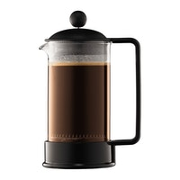 Bodum Brazil Black 8 Cup French Press