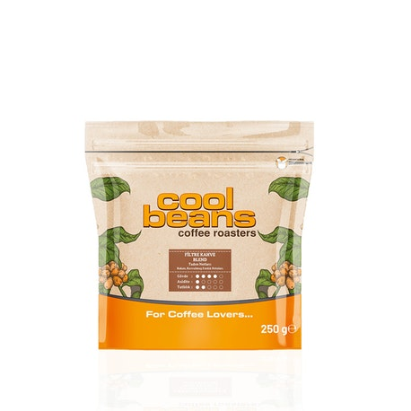 Cool Beans Filtre Kahve Harmanı