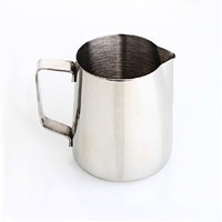 Doppio Süt Potu 300 ml. Inox