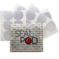 Sealpod Yedek Alüminyum Sticker