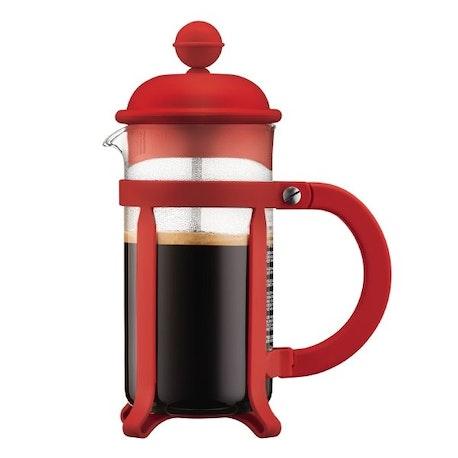 Bodum Java French Press 8 Cup Kırmızı