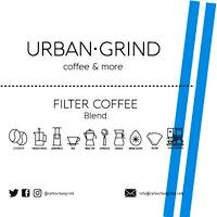 Urban Grind 1 KG Filtre Kahve