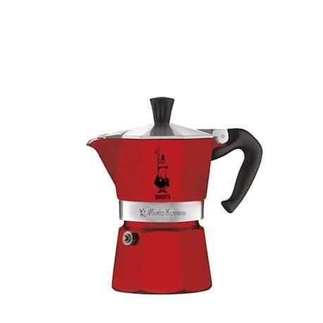 Bialetti Moka Pot Express Kırmızı 1 Cup