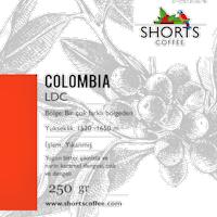Shorts Coffee Kolombiya Filtre Kahve
