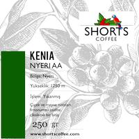 Shorts Coffee Kenya Filtre Kahve