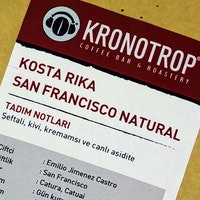 Kronotrop Kosta Rika San Francisco Natural