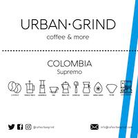 Urban Grind Colombia 1 Kg