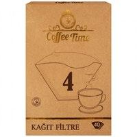 Coffee Time 1x4 Kahve Makinesi Filtresi