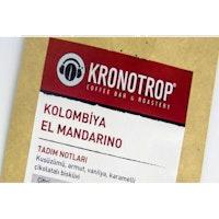 Kronotrop Kolombiya El Mandarino