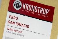 Kronotrop Peru San Ignacıo