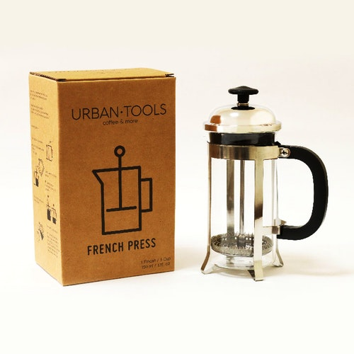 Urban Tools French Press 3 Cup