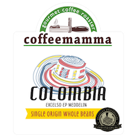 Coffeemamma Colombia Narino Excelso
