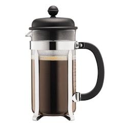 BODUM CAFFETTİERA FRENCH PRESS 8 CUP 1.0 LT. SİYAH