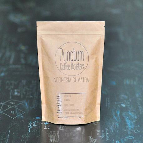 Punctum Coffee Indonesia Sumatra