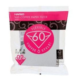 Hario V60 02 100'lü Filtre Kağıdı